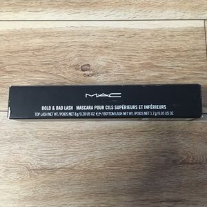 NEW! MAC Bold & Bad Lash Mascara Black
